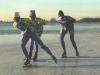 schaatsen op de Belter