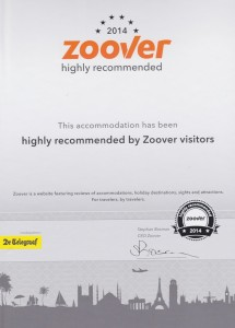 Zoover 2014 1